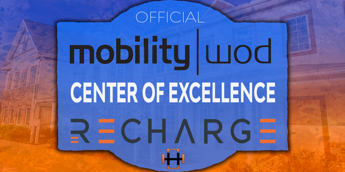 Mobility Wod Center of Excellence