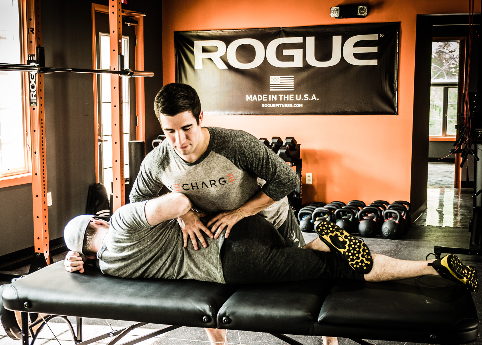 Recharge sports physical therapy