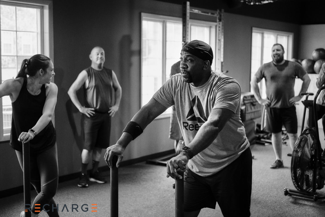 Recharge Modern Health and Fitness in Ellicott City