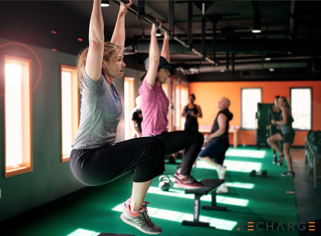 Recharge health and fitness elicit city